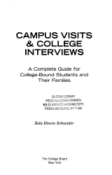 Campus Visits and College Interviews PDF