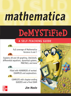 Mathematica DeMYSTiFied PDF