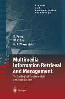 Multimedia Information Retrieval and Management PDF