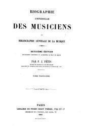 Biographie universelle des musiciens et bibliographie générale de la musique: Volume2