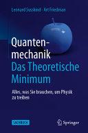 Quantenmechanik  Das Theoretische Minimum PDF