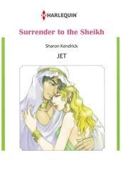 Surrender to the Sheikh: Harlequin Comics
