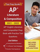 AP Literature and Composition 2021   2022