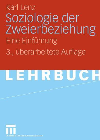 Soziologie der Zweierbeziehung PDF