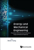 Energy and Mechanical Engineering PDF