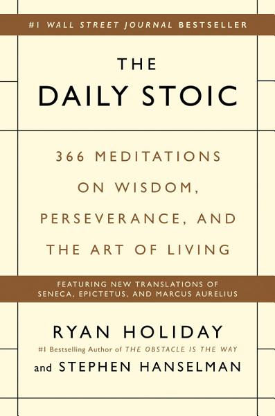 Download The Daily Stoic Book