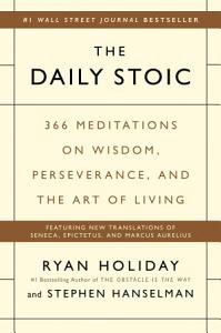 The Daily Stoic Book