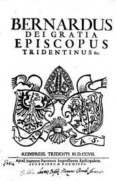 Statuta Civitatis Tridenti