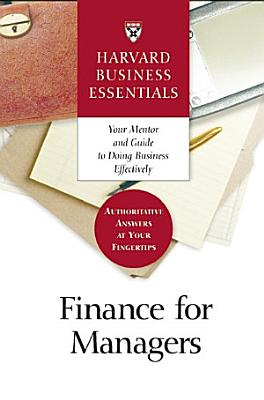 Finance for Managers PDF