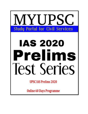 UPSC Prelims 2020 Online 60 days programme part 2
