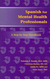 Spanish For Mental Health Professionals
