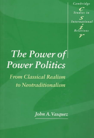 The Power of Power Politics PDF