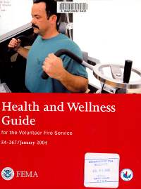 Health and Wellness Guide for the Volunteer Fire Service PDF