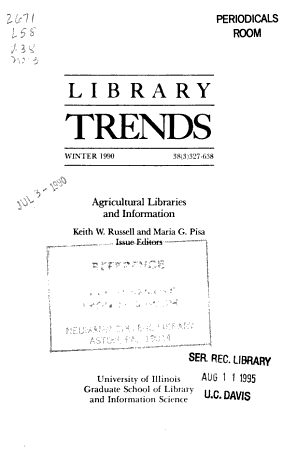 Library Trends PDF