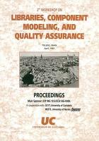 2nd Workshop on Libraries  Component Modeling and Quality Assurance PDF