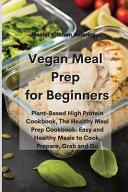 Vegan Meal Prep for Beginners PDF