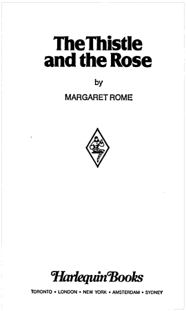 The Thistle and the Rose PDF