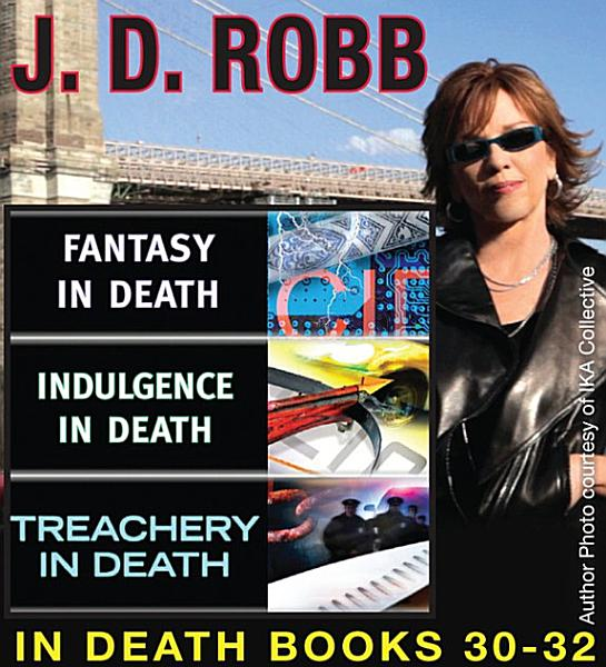 Download J D Robb IN DEATH COLLECTION books 30 32 Book