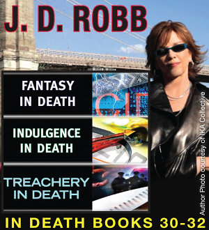 J D Robb IN DEATH COLLECTION books 30 32