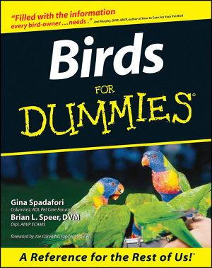 Birds For Dummies PDF