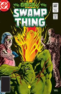 The Saga of the Swamp Thing  1982    9