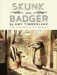 Skunk And Badger Skunk And Badger 1  Book PDF
