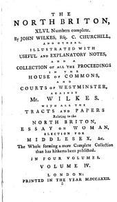 The North Briton, XLVI: Numbers Complete, Volume 4