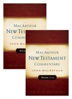 Mark 1 16 MacArthur New Testament Commentary Two Volume Set PDF