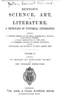 Beeton's Science, Art, and Literature