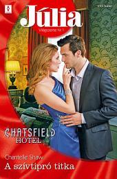 Júlia 591.: A szívtipró titka (Chatsfield Hotel 4.)