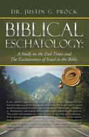 Biblical Eschatology  PDF
