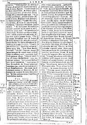 Biblia sacra vulgatae editionis Sixti V. pontificis maximi jussu recognita et edita