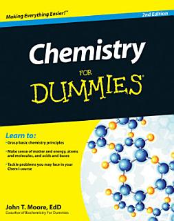 Chemistry For Dummies Book