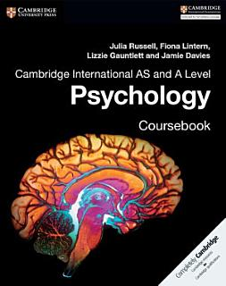Cambridge International AS and A Level Psychology Coursebook Book