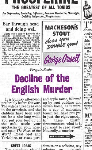 Decline of the English Murder