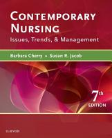 Contemporary Nursing   E Book PDF