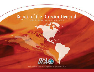 Report of the Director General  Administration 2002 2006 PDF