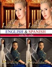 English & Spanish side by side