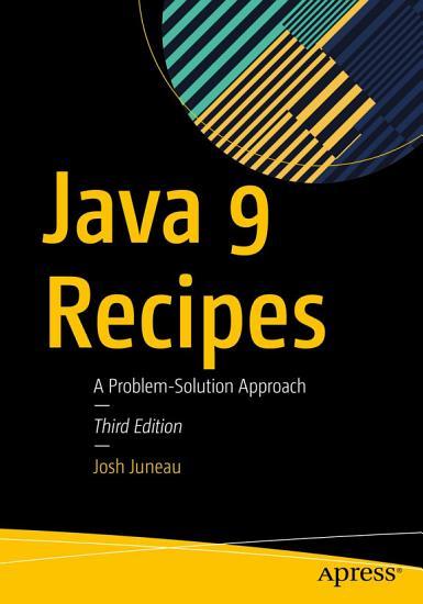 Java 9 Recipes PDF