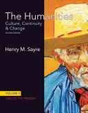 The Humanities   New Myartslab and Pearson Etext