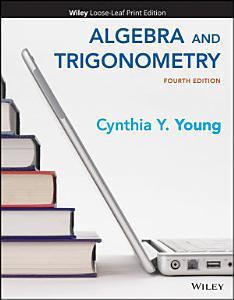 Algebra and Trigonometry Book