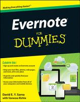 Evernote For Dummies PDF