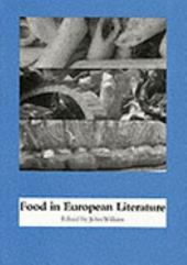 Food in European Literature