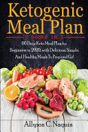 Ketogenic Meal Plan PDF