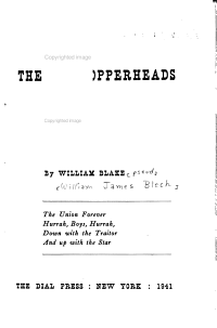 The Copperheads