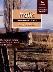Italic Handwriting Series PDF