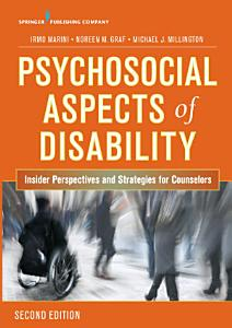 Psychosocial Aspects of Disability Book