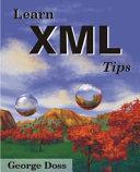 Learn XML Tips