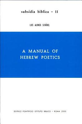 A Manual of Hebrew Poetics PDF