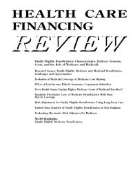 Dually Eligible Beneficiaries PDF
